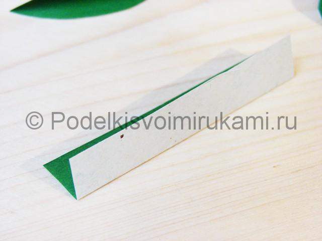 Изготовление кактуса из бумаги - фото 7.