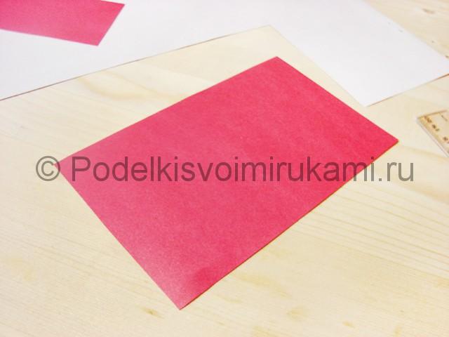 Изготовление машины из бумаги - фото 2.