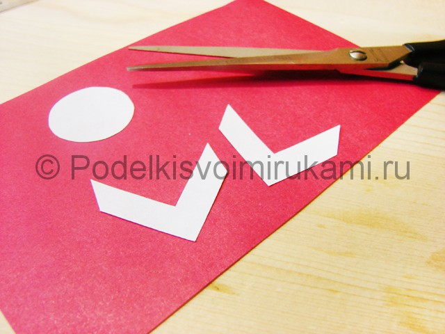 Изготовление машины из бумаги - фото 4.