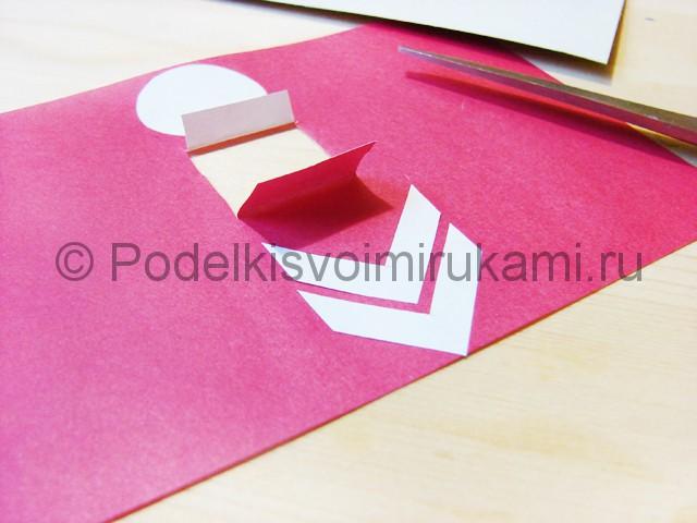 Изготовление машины из бумаги - фото 7.