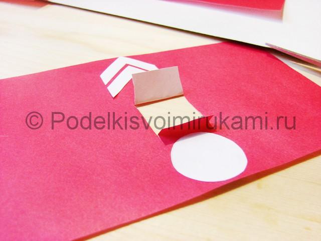 Изготовление машины из бумаги - фото 8.