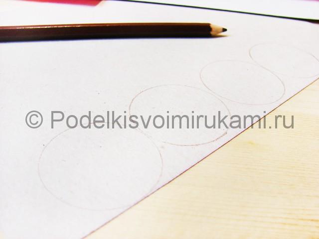 Изготовление машины из бумаги - фото 9.