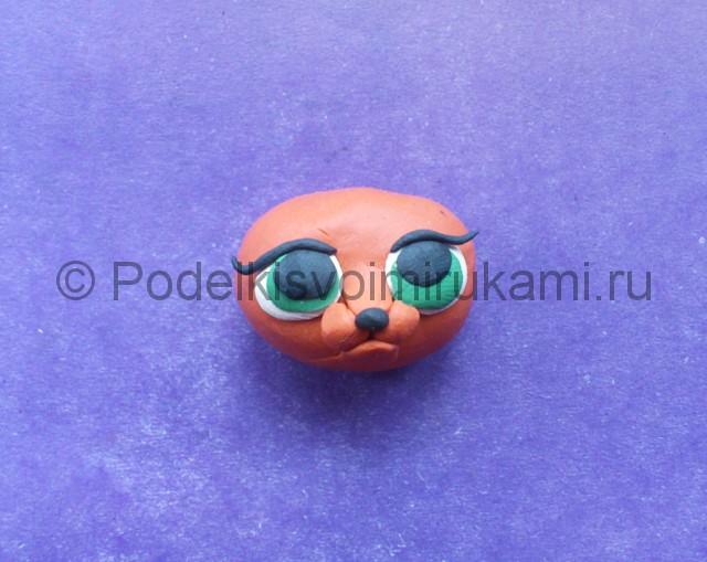 Лепка петшопа из пластилина - фото 4.