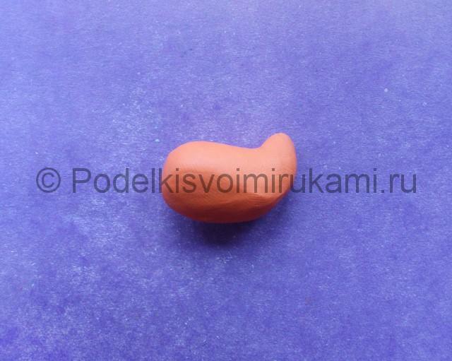 Лепка петшопа из пластилина - фото 6.