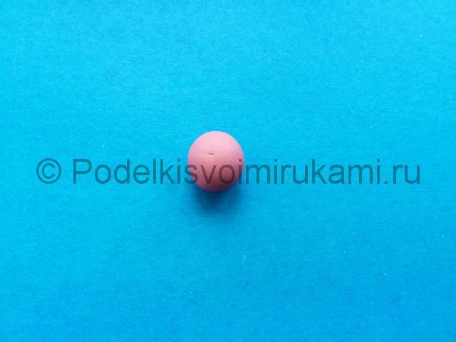 Лепка фунтика из пластилина - фото 2.