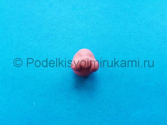 Лепка фунтика из пластилина - фото 3.
