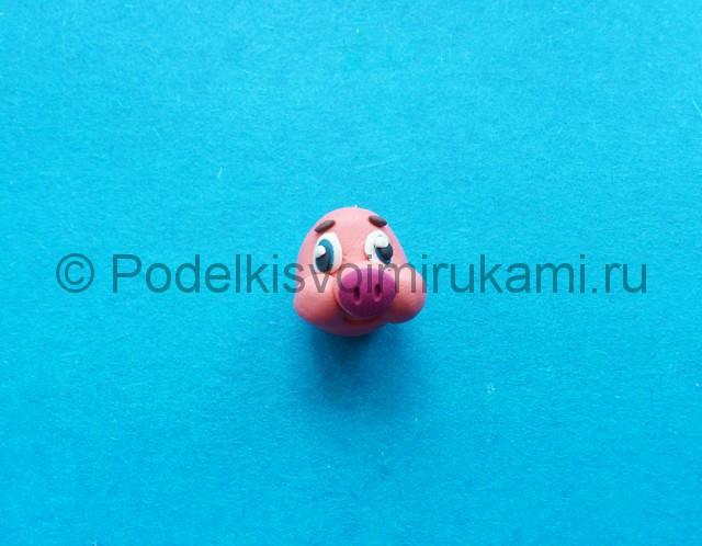 Лепка фунтика из пластилина - фото 5.