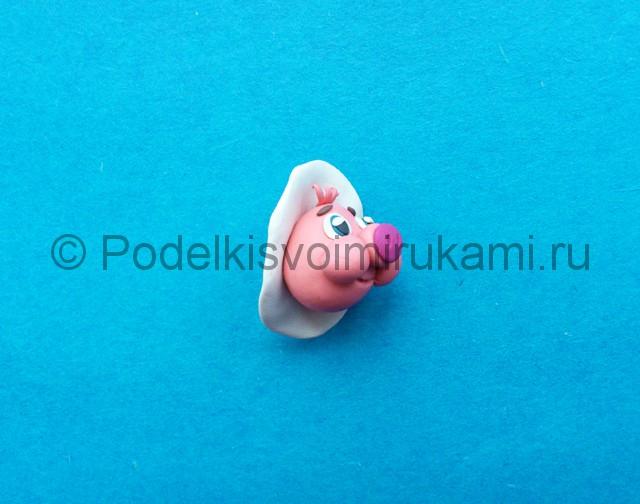 Лепка фунтика из пластилина - фото 6.