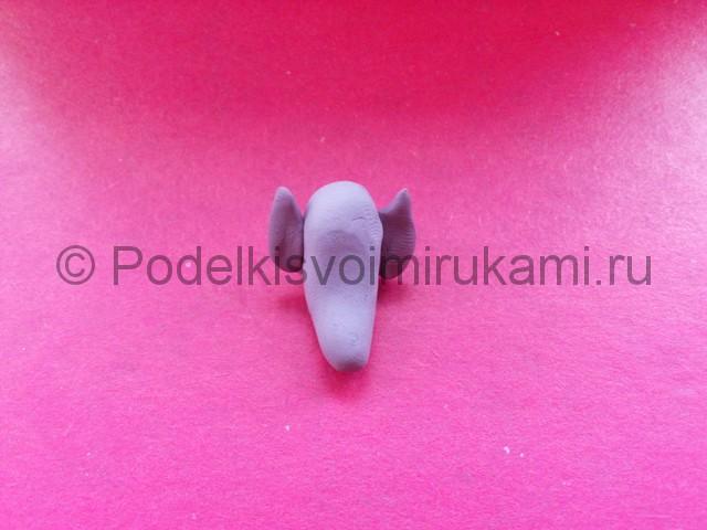 Лепка кощея бессмертного из пластилина - фото 3.