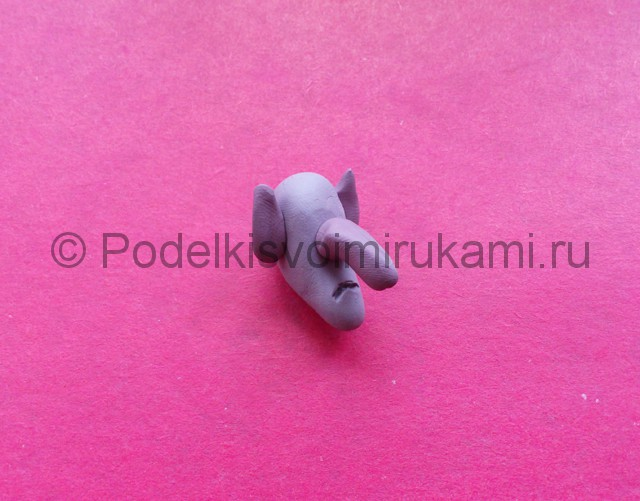 Лепка кощея бессмертного из пластилина - фото 4.