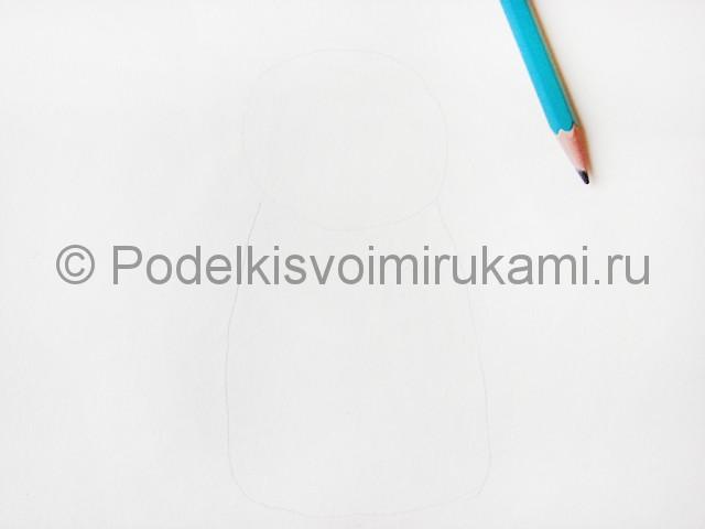 Рисуем кошку цветными карандашами - фото 2.
