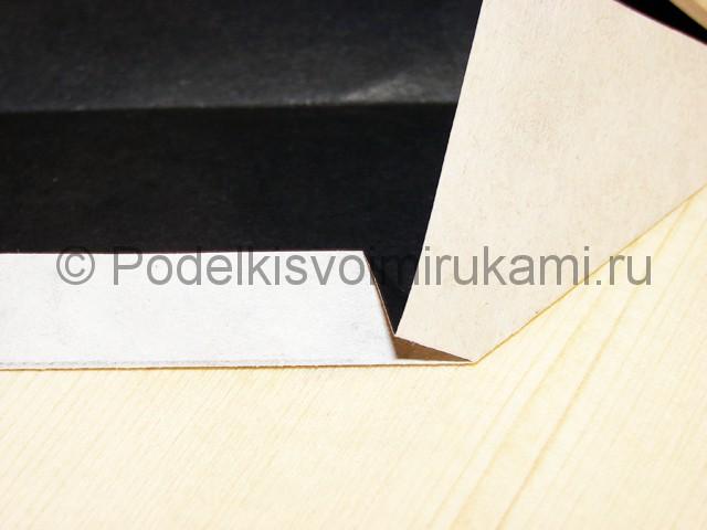 Изготовление ножа из бумаги - фото 14.