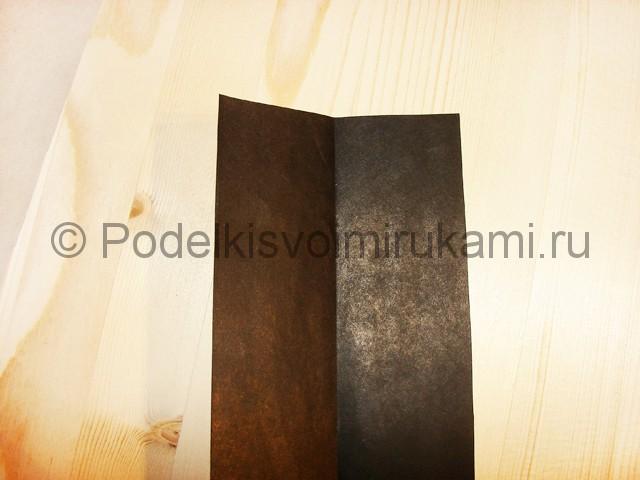 Изготовление ножа из бумаги - фото 6.