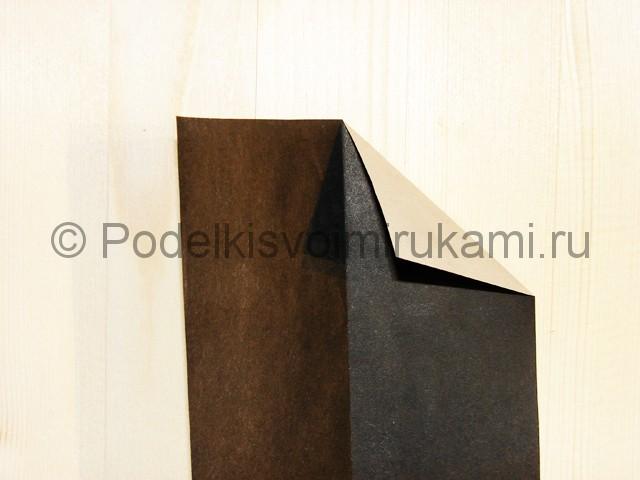 Изготовление ножа из бумаги - фото 7.