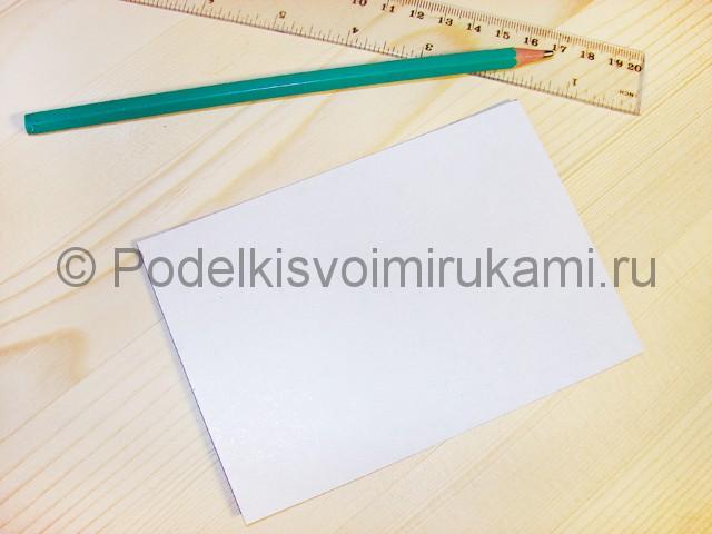 Изготовление валентинки из бумаги - фото 2.