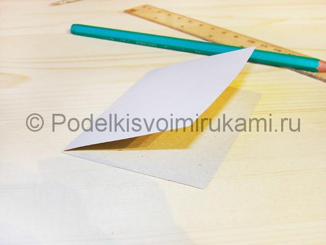 Изготовление валентинки из бумаги - фото 3.
