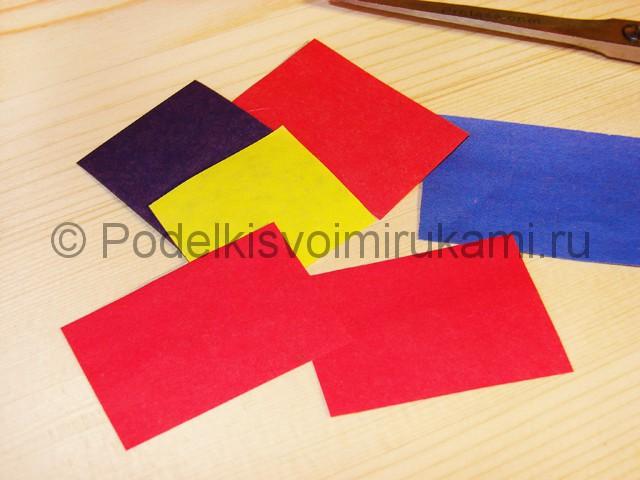 Изготовление валентинки из бумаги - фото 4.